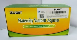 Maternity Car Seat Belt Adjustable Comfort For Pregnant Baby Belly - $10.52