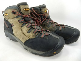 Keen Detroit Mid SMU Size US 13 M (D) EU 47 Men's Steel Toe Work Boots 1017248