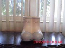 Pfaltzgraff Rain Boot Flower Vase - $9.79