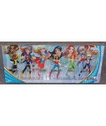 DC Super Hero Girls Action Figures Ultimate Collection New In The Box - $74.99