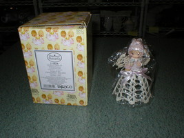 """Precious Moments """"Girl/Bird 2003"""" Ornament #113628 New Sealed Graced With Lace - $14.10"""