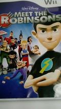 Disney's Meet the Robinsons Nintendo Wii 2007 - $9.87