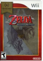 The Legend of Zelda  Twilight Princess (Wii, 2006) Nintendo Select - Com... - $9.40