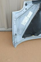 00-05 Toyota MR2 Sypder Trunk Deck Lid Engine Cover W/ Hinges image 7