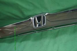 2012-14 Honda Insight Trunk Lid Garnish Trim Molding Finish Tag Lights - Chrome image 4