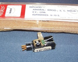 ASTATIC 728d CARTRIDGE NEEDLE for Electro-Voice EV 229D Admiral V-M image 2