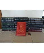 FRANKLIN LIBRARY EASTON PRESS 100 Greatest Books Lot of 22 - $330.00