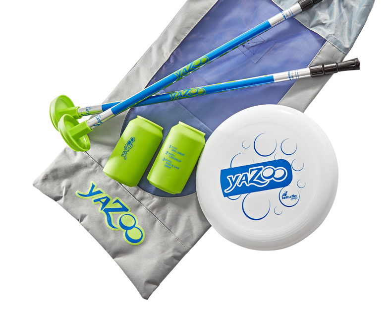 Yazoo (Beersbee) Disc Toss Game