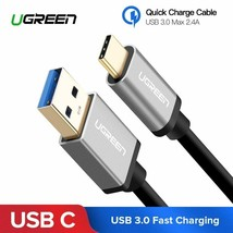 Ugreen USB 3.1 Type C Cable Fast Charging USB C Cable Type-c 3.1 Data Ch... - $7.76+