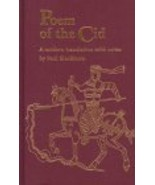 Poem of the Cid: A Modern Translation With Notes by Paul Blackburn Black... - $31.68