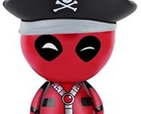 Funko Dorbz: Marvel Pirate Deadpool Action Figure