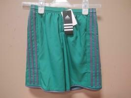 New Adidas Womens Condivo 16 Shorts Green SZ Small AY0112 - $18.99