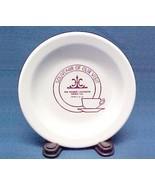 1990s Homer Laughlin China Logo Souvenir Plate ... - $9.95