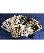 """1950-90 (97) Press Released 8""""x10"""" Black & White Photographs - Movies & ... - $40.09"""