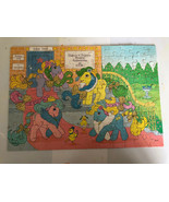 My Little Pony 1989 100 Piece Complete Puzzle. Dance N Prance. 5-10. 11x16 - $9.74