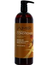 Amir Coconut Oil Moisturizing Conditioner, 33.8oz