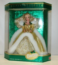 Happy Holidays Special Edition 1994 Barbie Doll - $19.79