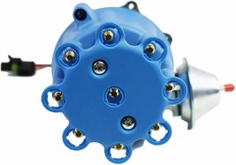 Pro Series R2R Tach Drive Distributor Corvette SBC BBC 327 350 396 427 454 Blue image 4