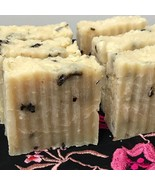 """Orange Hibiscus """"Luxurious"""" Blend Handcrafted All Natural Soap - Cocoa B... - $6.00"""