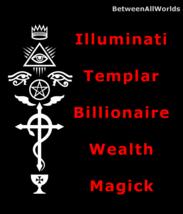 Billionaire Prosperity Wealth Spell Illuminati Templar BetweenAllWorlds ... - $165.22