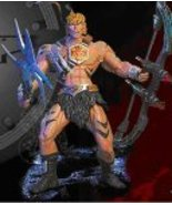 HE-MAN JUNGLE ATTACK ACTION FIGURE 2002 - $17.33