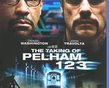 The Taking of Pelham 1 2 3 Blu-ray Disc, 2009