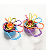 Measuring Spoons Measuring Cups Spoon Cup Baking Utensil Set Kit Measuri... - €5,44 EUR