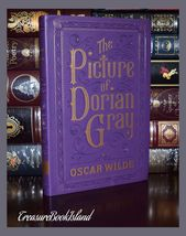 Picture of Dorian Gray by Oscar Wilde Brand New Soft Leather Bound Colle... - $16.82