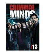 Criminal Minds Complete Season 13 (DVD, 2018) Thirteen Brand New - $18.99