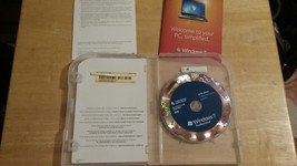 Microsoft Windows 7 Professional Full Version Retail Pack 64 Bit FQC-00129 - $29.99