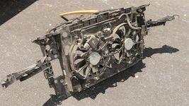 2011-2019 Infiniti M35H M37 M56 Q70 Q70L Radiator Core Support & Fans image 6