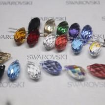 Swarovski Crystal Element 6010 13mm Briolette Charm Pendant - Select Colors /Qty - $3.00+