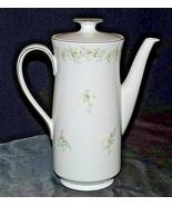 Johann Haviland Bavaria Coffee Pot with Lid #20 AA20-7005JW Vintage - $99.95