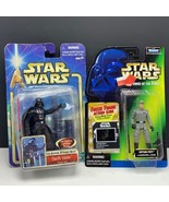 Star Wars action figure vintage Kenner vtg lot moc Darth Vader Captain P... - $27.72