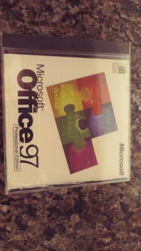 Microsoft Office 97 Professional Edition full version