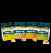 Himalaya Sugar free Koflet-SF lozenges - sore throat, pain, cough bouts ... - $9.99+