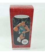 Hallmark 1998 Hoop Stars #4 Grant Hill NBA Detroit Pistons Basketball Or... - $7.95
