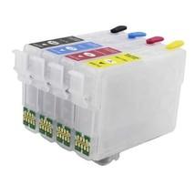 Refillable ink cartridges 29XL XP-235, XP-245, XP-247, XP-255, XP-332 sy... - $21.75