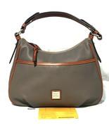 NWT Dooney & Bourke Pebble Leather East/West Collins Shoulder Bag   - $234.99