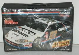 Amoco Racing Street Wheels Champions 12 Car Set 24 Piece Carrying Case image 2