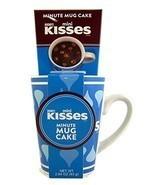 Hershey's Mini Kisses Minute Cake Ceramic Mug with Cake Mix, 2.94 oz - $19.59