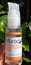 Murad R API D Age Spot And Pigment Lightening Serum 2 Oz No Box - $59.39