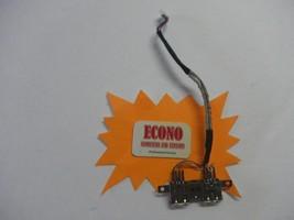 Toshiba Satellite A305-S6858 USB Board Port w/cable  - $4.95