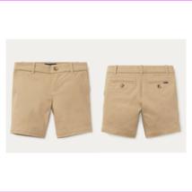 Polo Ralph Lauren Girls Stretch Chino Short Khaki Size 12 - $21.36