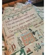 A Sampler Enthusiast's Book of Days 2018 calendar book Needlework Press - $12.00