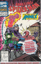 the Amazing Spider-Man Comic Book King Size Annual #27, Marvel 1993 NEAR MINT - $3.99