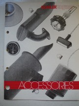 Kohler engines accessories parts manual (23 pg.) 1989 New old stock Free Shippin - $7.89