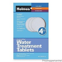 NEW Holmes Pack of 15 Humidifier Water Treatmen... - $7.99