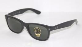 Ray-Ban WAYFARER 2132 901L 55 Large BLACK GREEN Sunglasses Fashionista - $89.99