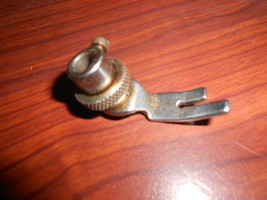 Franklin Rotary Presser Foot Clamp #342 w/Straight Stitch Foot #343 - $25.00